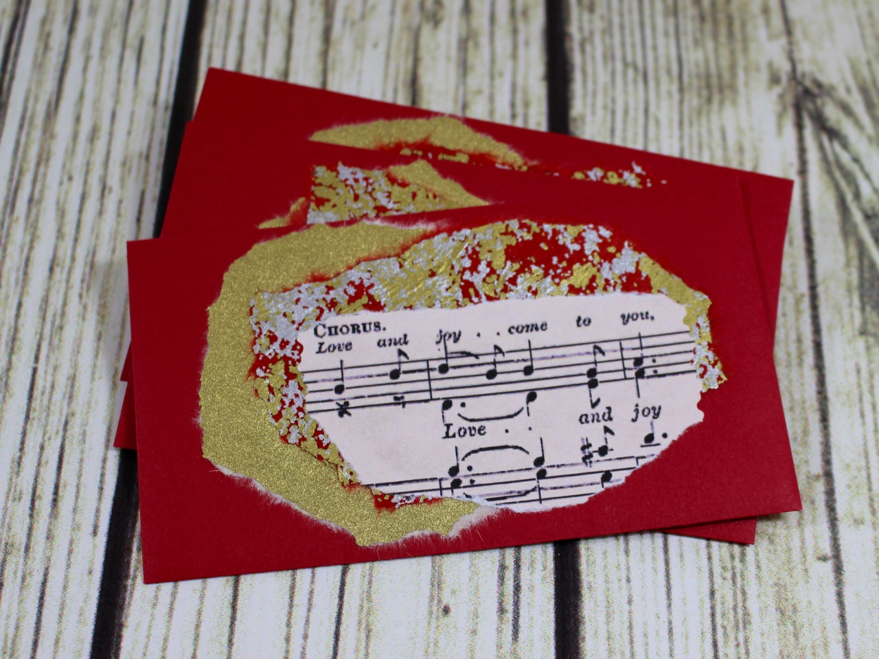 gift card holder music gift certificate envelope your song designs