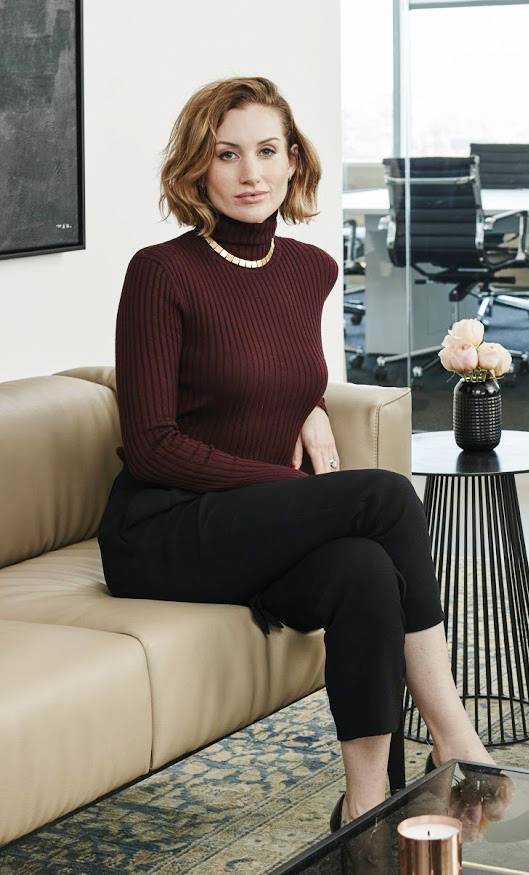 Katherine Power, Cofounder & CEO of Clique Media Group