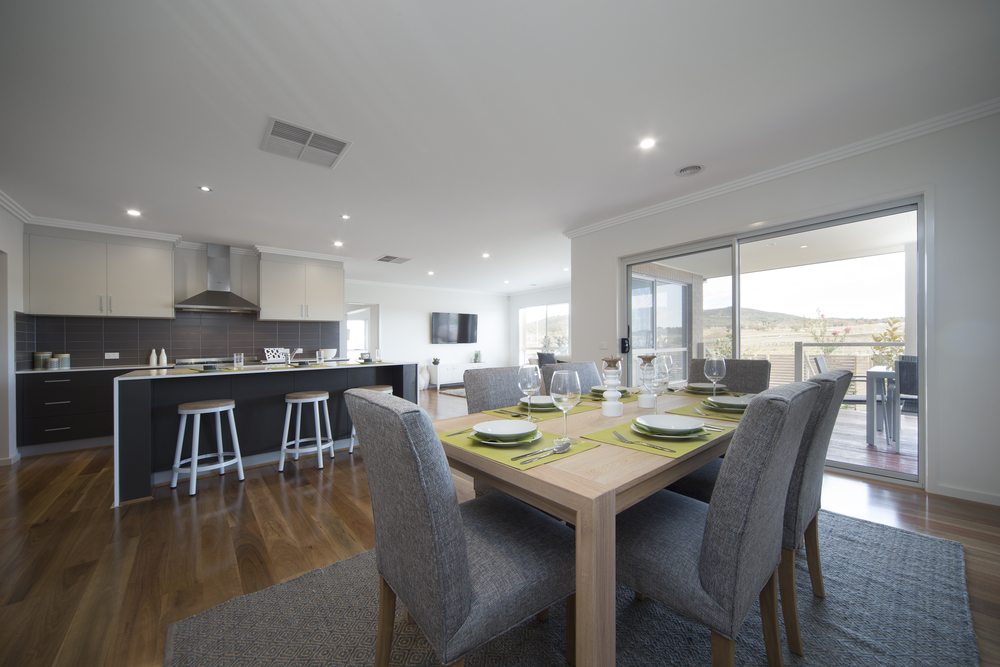 Canberra project homes