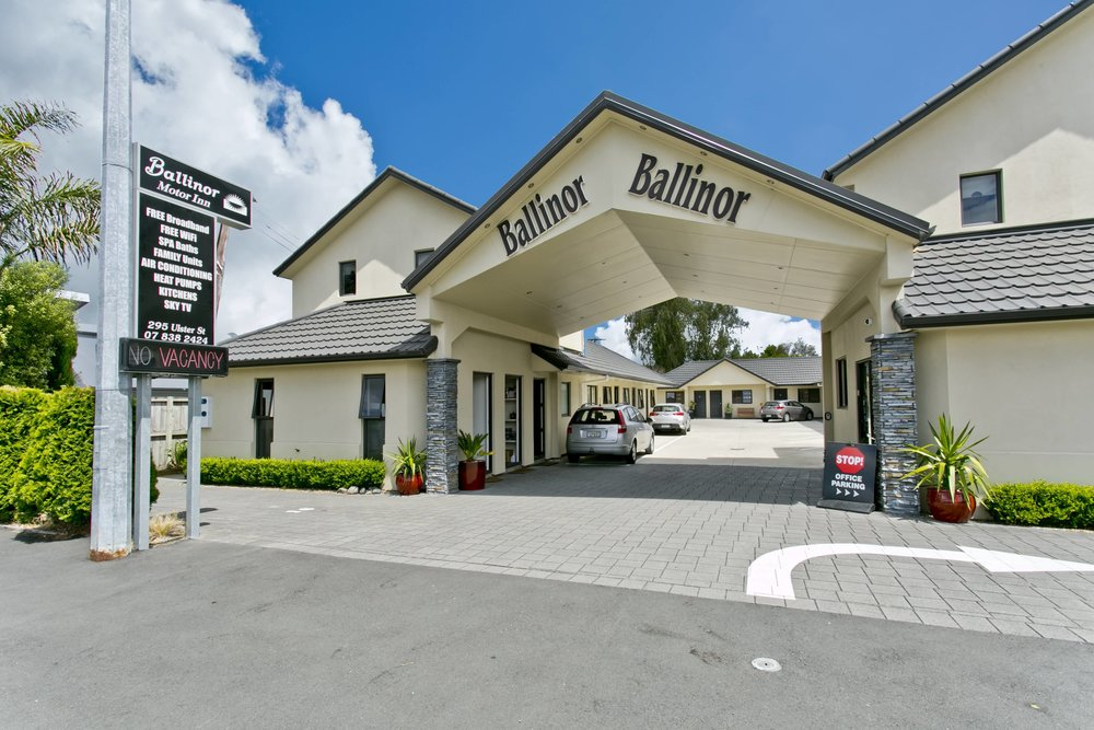 Ballinor Motor Inn Hamilton Accommodation