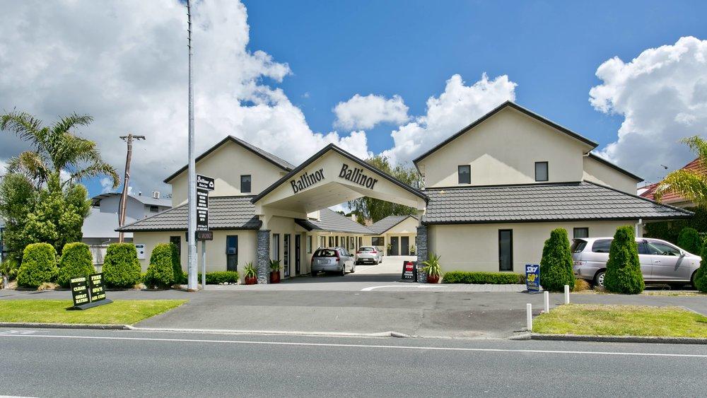 Motel Hamilton Ballinor Motor Inn
