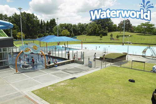 WATERWORLD   Easily accessed off Te Rapa Road, Waterworld is a multi-pool facility and the largest swimming complex in the Waikato region.