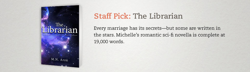 Amazon Write On staff pick 2015
