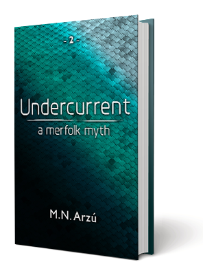 Upcoming sequel to Underneath - a Merfolk Tale