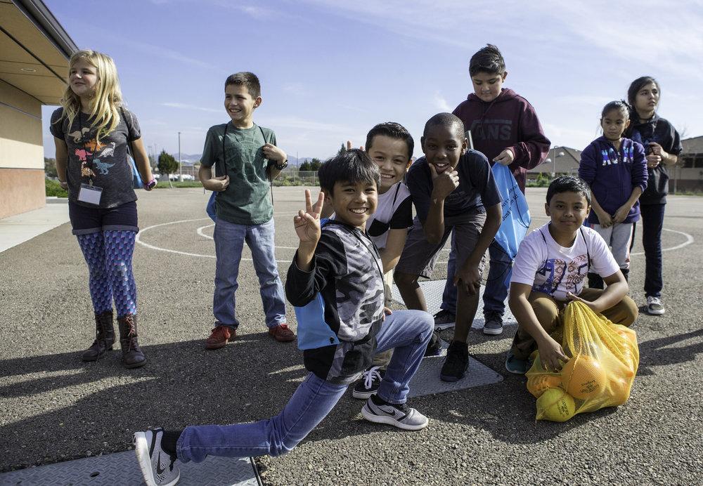 Del Rio Elementary - 2017 Recipient School