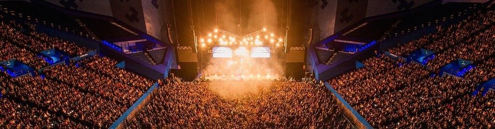 Hilltop Hoods Restrung Tour - Perth Arena Apr 2016