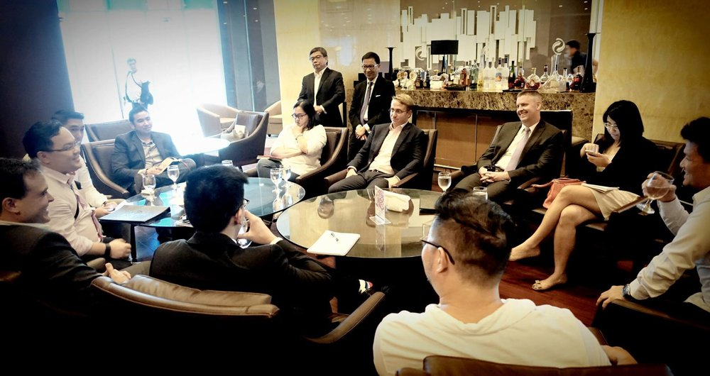 MAIN.ph - Advanced Pitch Meeting, City Club, Makati City, Philippines