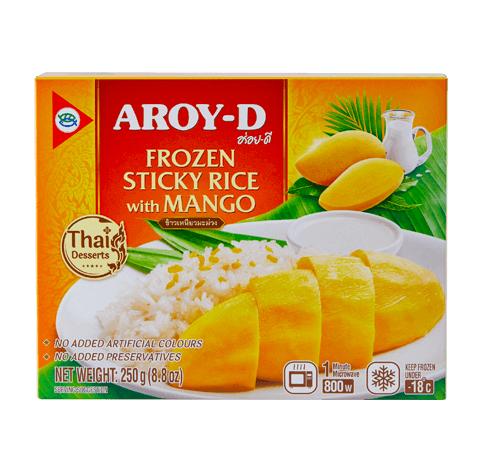 Frozen — Hong Thai Foods Corp