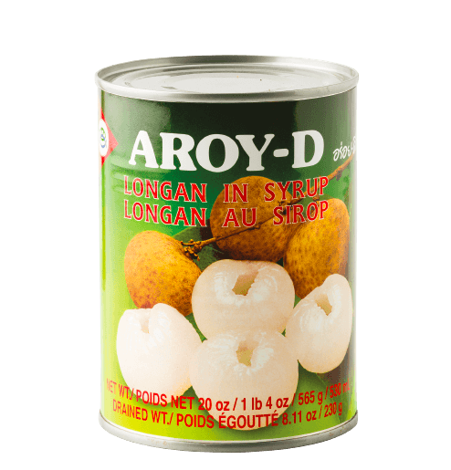 Aroy-D Longan In Syrup — Hong Thai Foods Corp