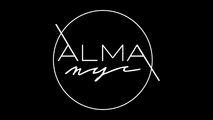 logo design | ALMA NYC