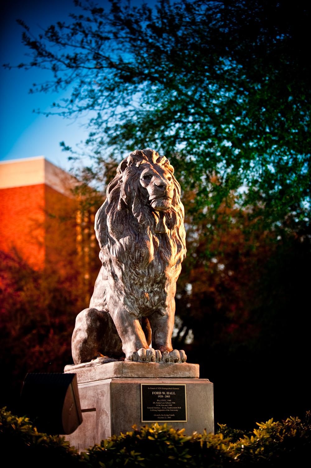 Campus Monument