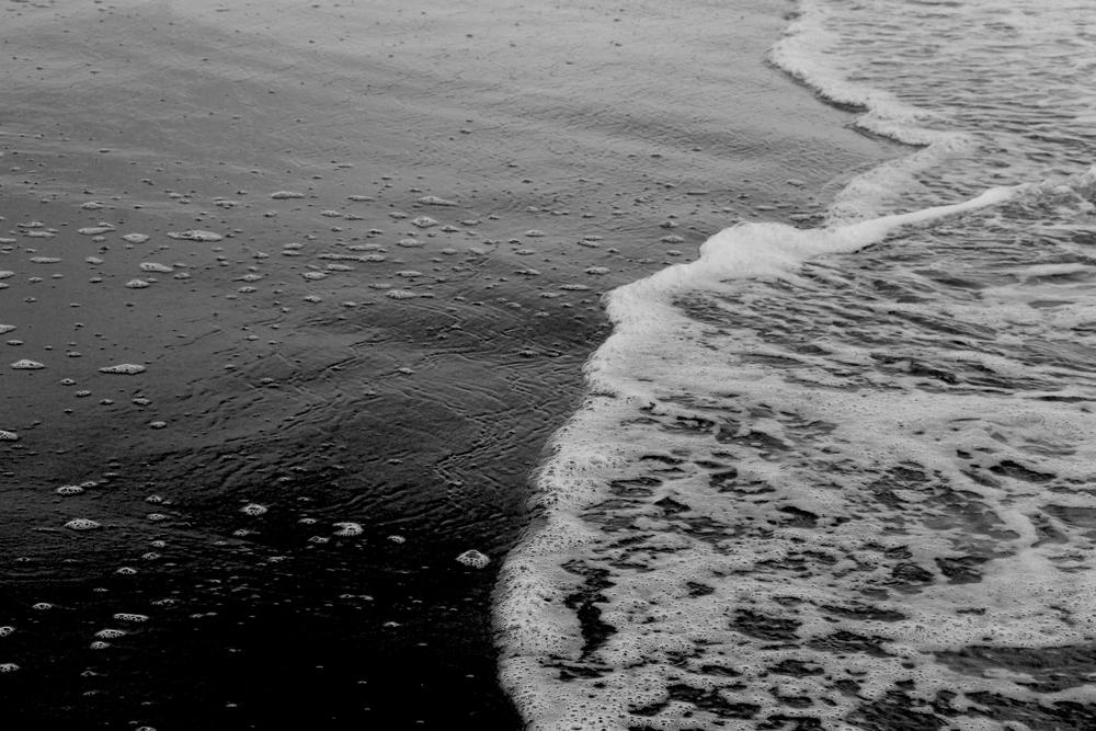 Sea Foam & Sand