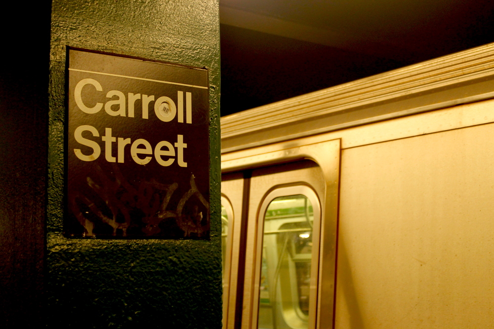Carroll St.