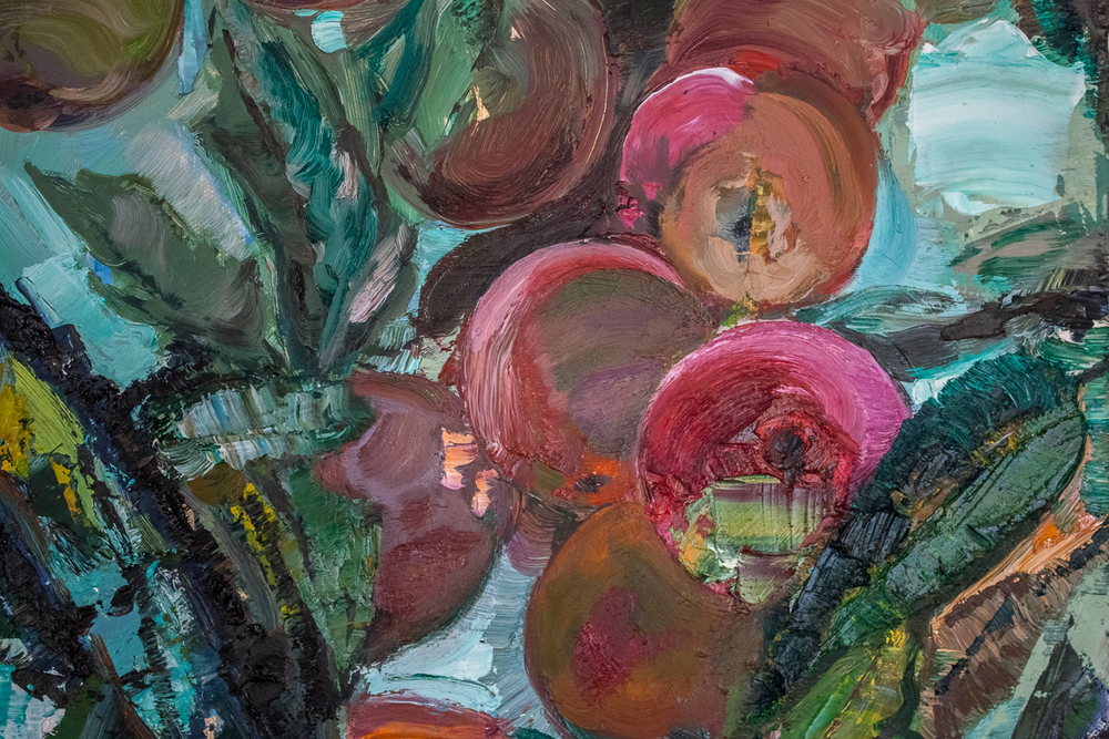 Flora I-Late Season (detail)