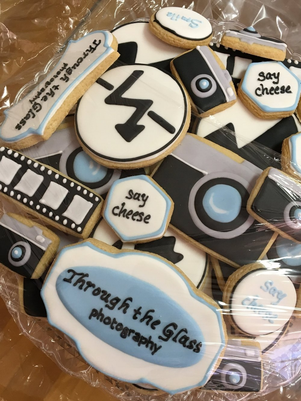 * Cookies created by Kaitydid's Creations located in Mount Airy, NC.