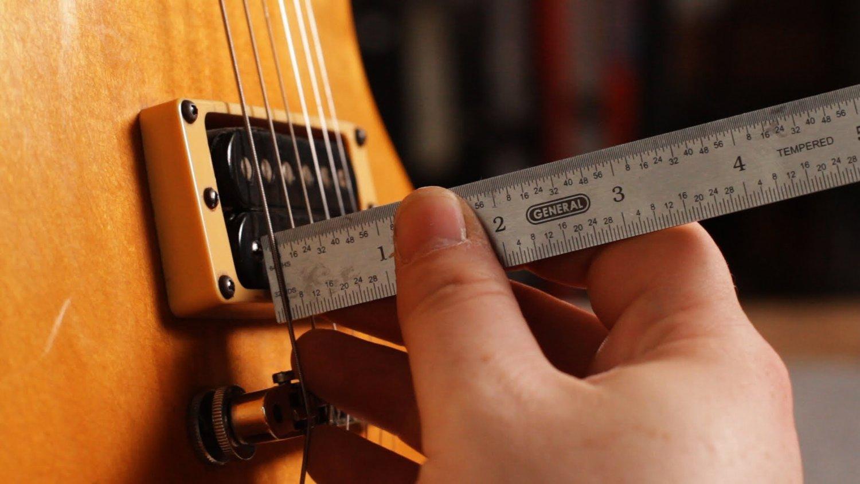 ADJUSTING PICKUP HEIGHT (a quick tone change) — Diamond Guitars