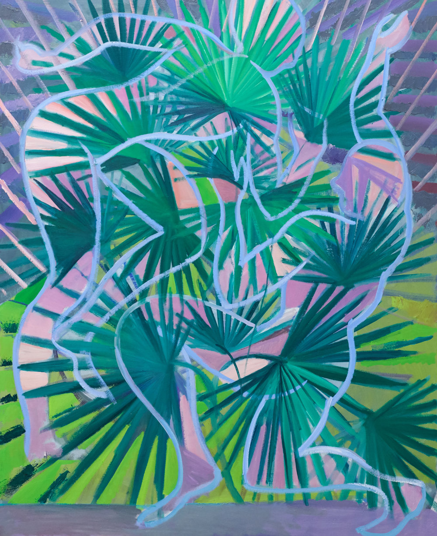 Dance Fight Palm