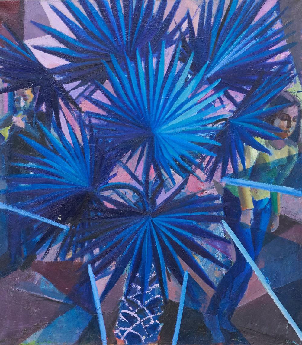 Blue Beat Palm