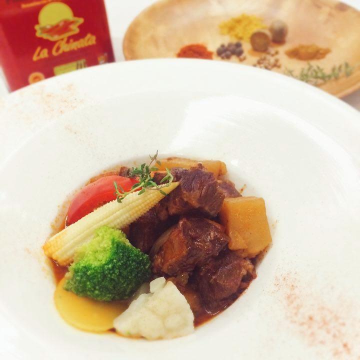 哈里薩燉牛|Harrisa stew beef