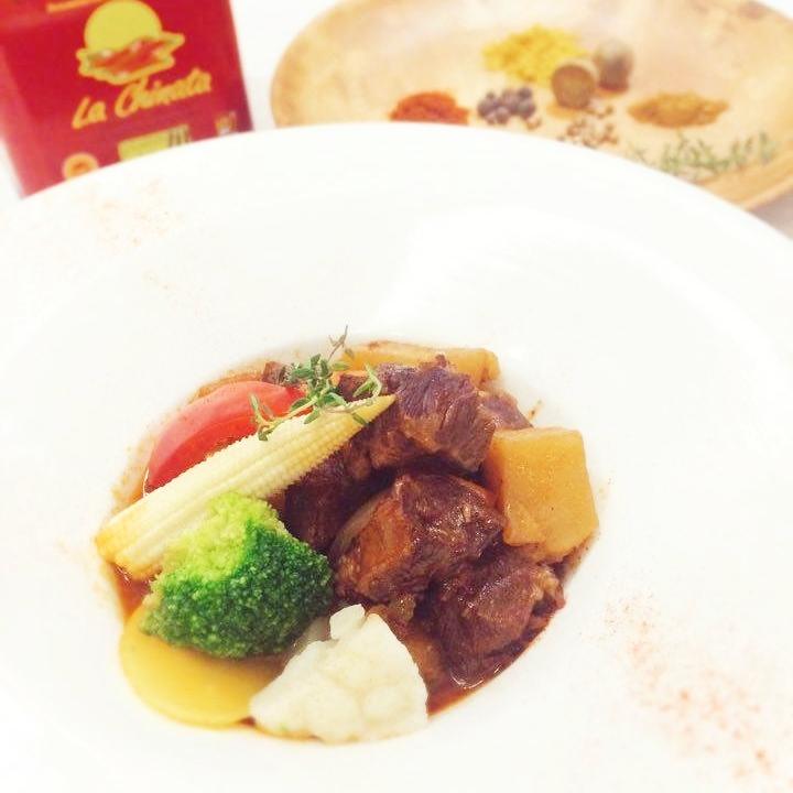 哈里薩燉牛 Harissa stew beef