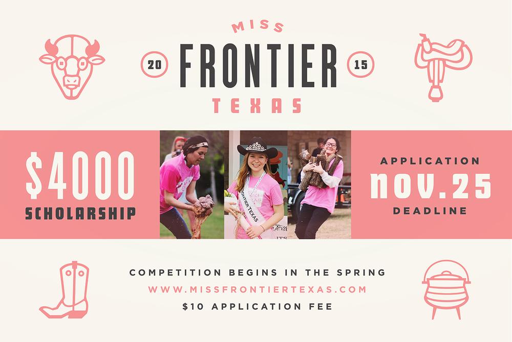 Miss Frontier Texas