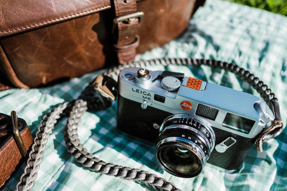 Ultron on Leica M6 Classic