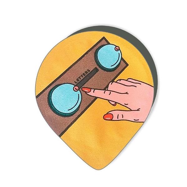 Полиуретановый презерватив. Веган