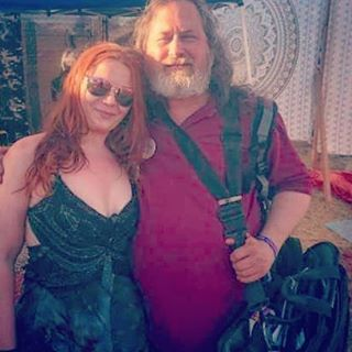 One of my favorite moments from @symbiosisgathering #2016: Hosting the highly principled and #legendary Richard Stallman aka #RMS at the #Hacktivist Village stage. First music #festival he'd ever been to, let alone spoken at. https://en.wikipedia.org/wiki/Richard_Stallman  #gnu #freesoftware #freedomfighter #freesoftwarefoundation #fsf #digital #cyber #hacker #mit #emac #stallman #opensource #linux #copyleft #creativecommons #hero #internet #intellectualproperty #snowden #privacy #civilrights #electronicfrontierfoundation #freeasinfreedom #philosopher