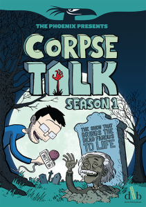 Corpse Talk Book 1 Cover SMALL