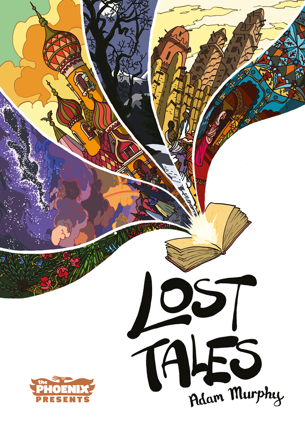 Image result for lost tales adam murphy