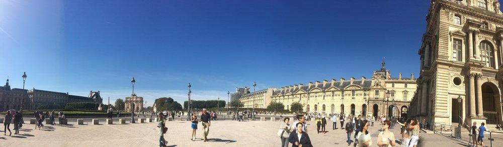 Louvre.