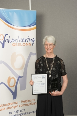 Pauline Tournier win Excellence in volunteer man (unpaid role).jpg