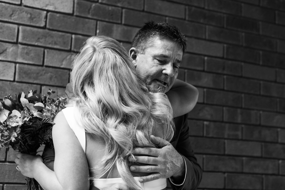 Geelong Wedding Photography | Father and Daughter