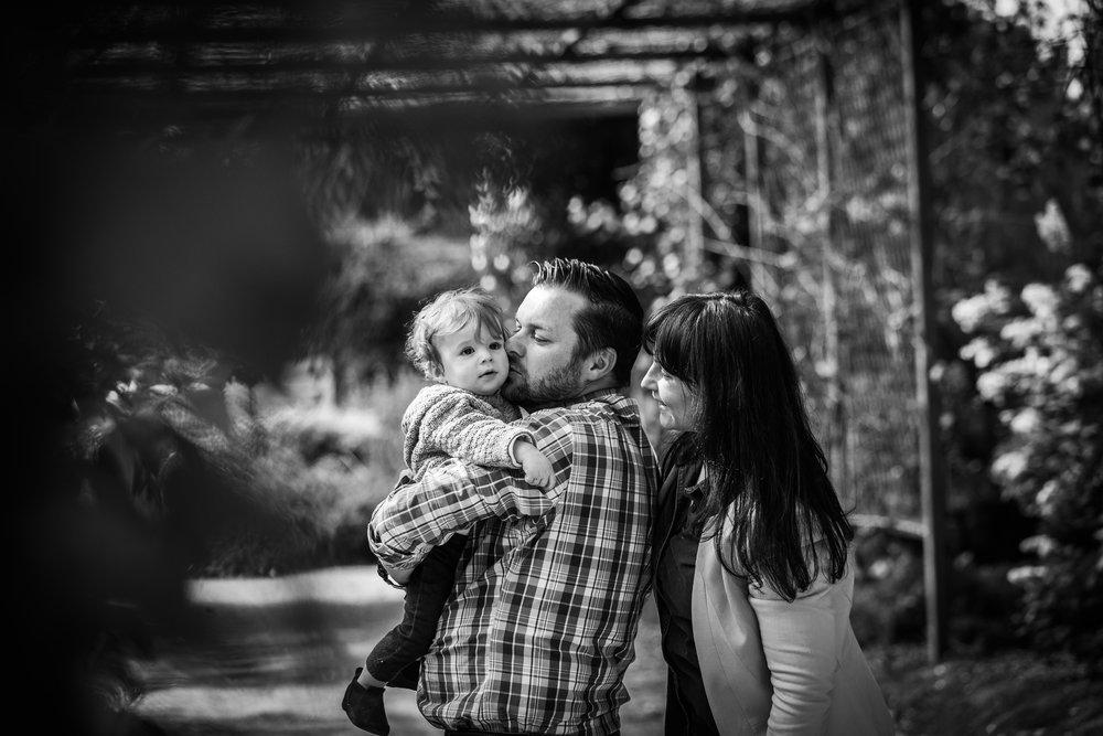 Family Photography Bendigo Botanical Gardens