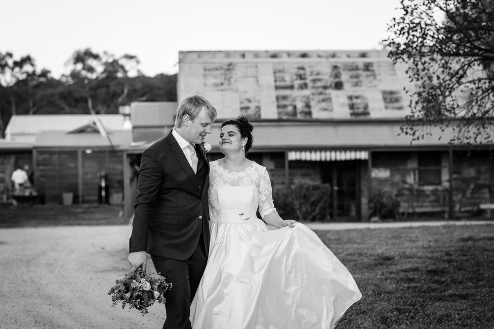 Bendigo Wedding Photography