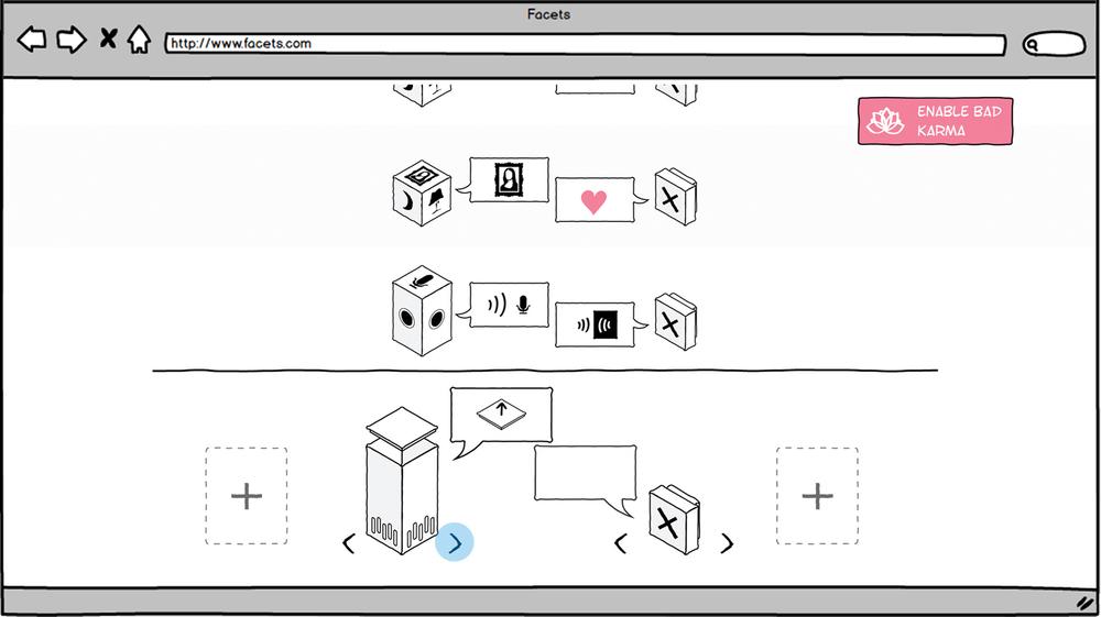 UI Screen Flow/Mockups
