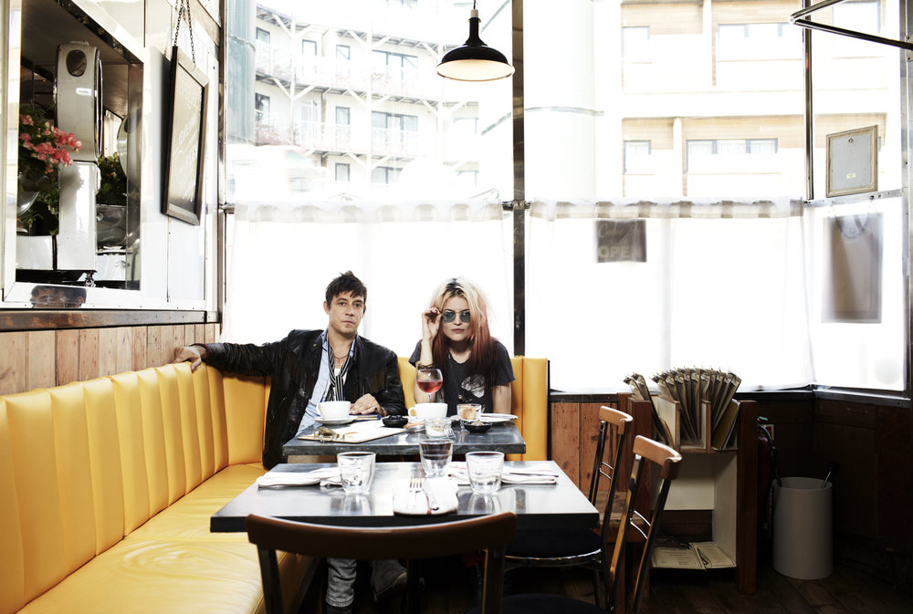 The Kills / Hamish Brown