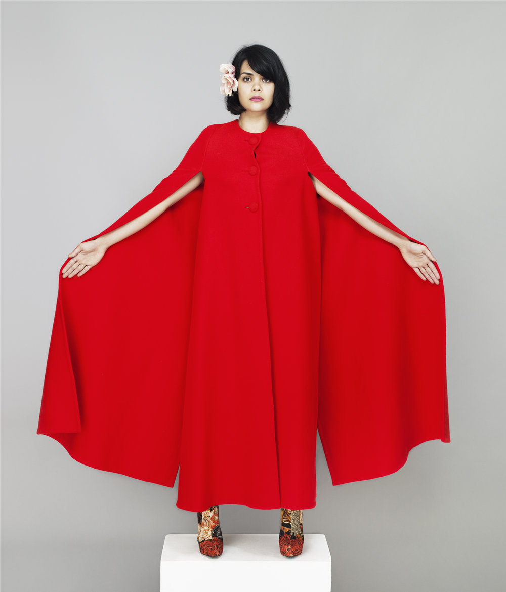 Bat for Lashes / Chris Floyd