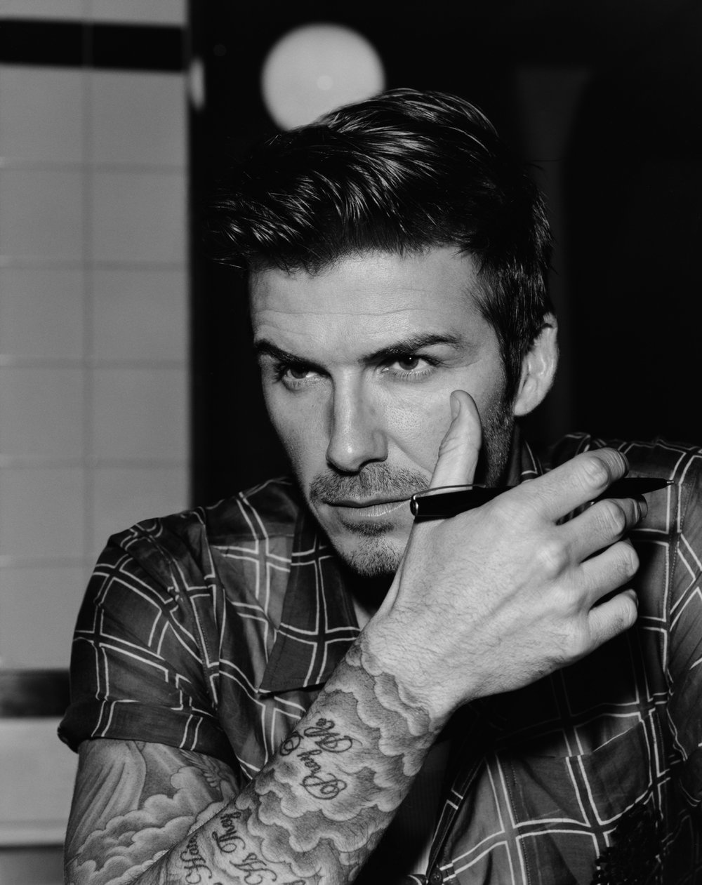 David Beckham / Fantastic Man / Alasdair Mclellan