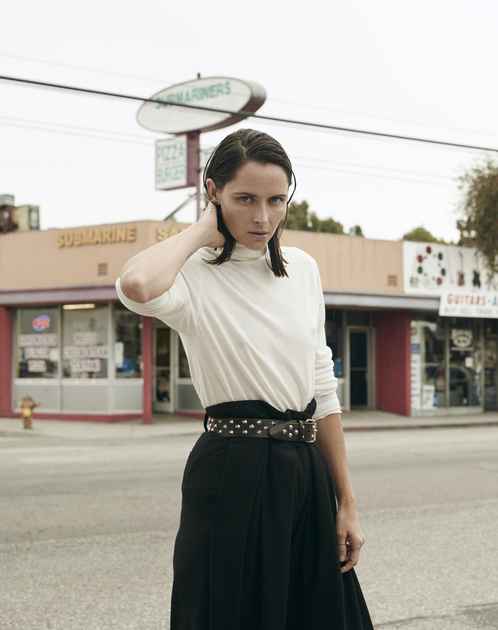 Tasha Tillburg / Marie Claire
