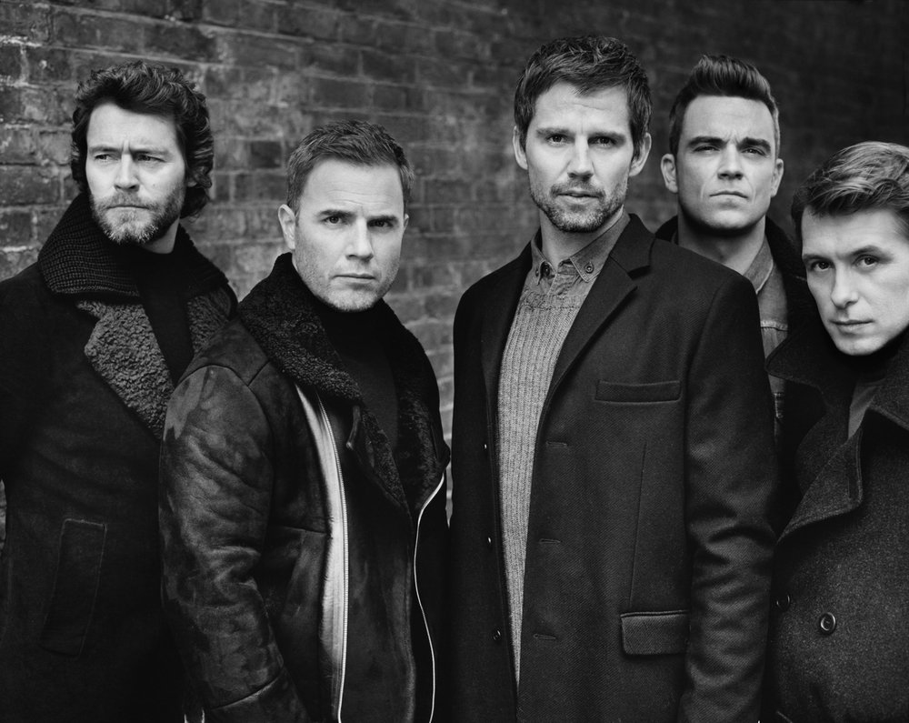 Take That / Alasdair Mclellan