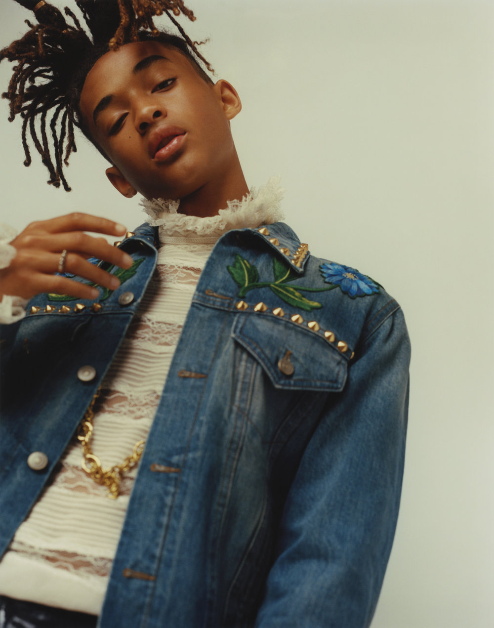 Jaden Smith / Nylon / Jesse John Jenkins