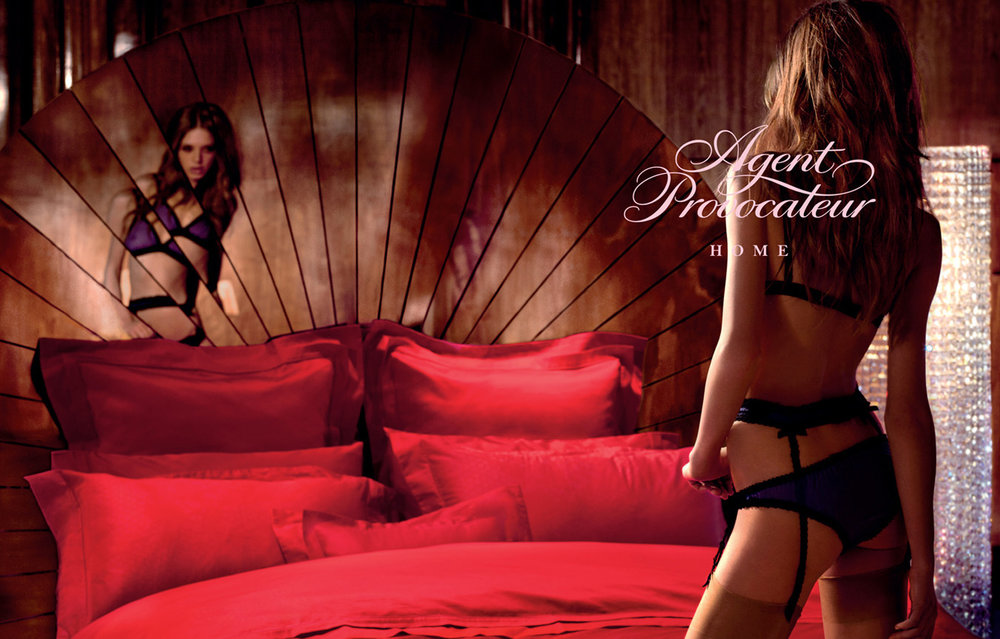Agent Provocateur / Chris Floyd