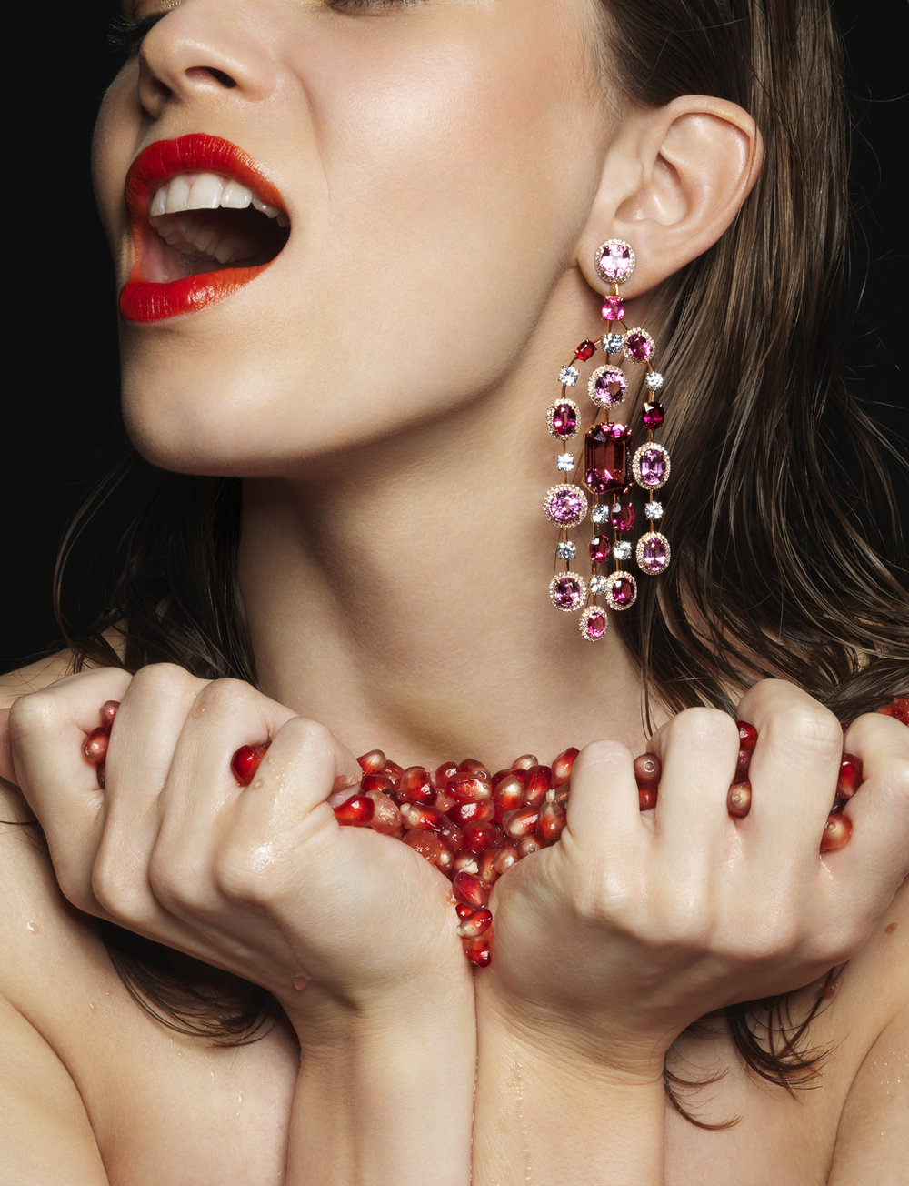 Luxure Magazine / Arthur Woodcroft