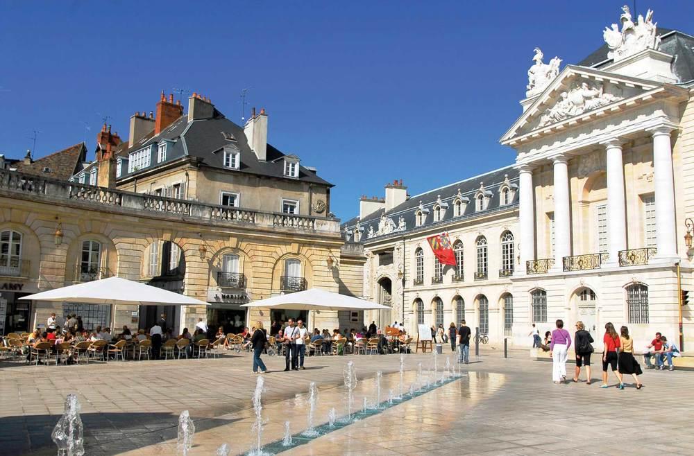 Dijon, Burgundy