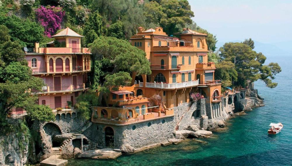 Portofino & Genoa