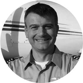 Paul Francis <br> Captain & Chief Pilot