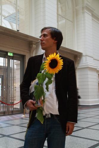 Frisch ins Parlament eingezogen: 2006 C:Benedikt Lux