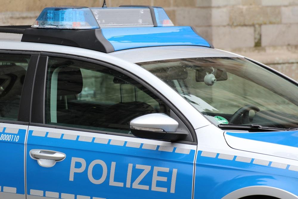 Polizei in Steglitz