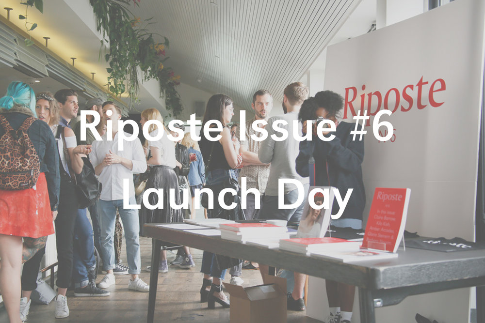 Riposte #6 Launch Day